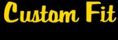 Custom Fit Insulation